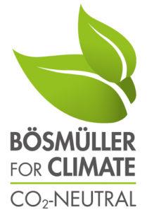 Klimaneutral drucken - Bösmüller for Climate