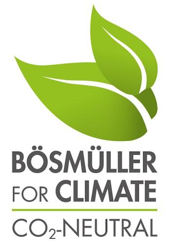 Klimaneutral drucken - Bösmüller als nachhaltige Druckerei