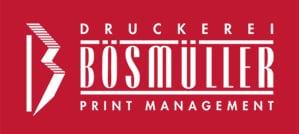 Bösmüller Print Management – Druckerei Wien & Niederösterreich Logo