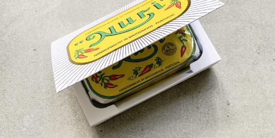 Kreatives Verpackungsdesign für Lebensmittel - gedruckt bei Bösmüller