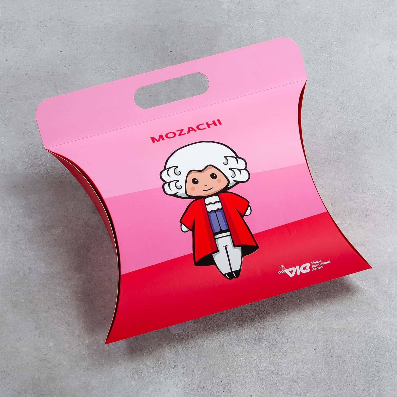 Mozachi - Packaging von Bösmüller