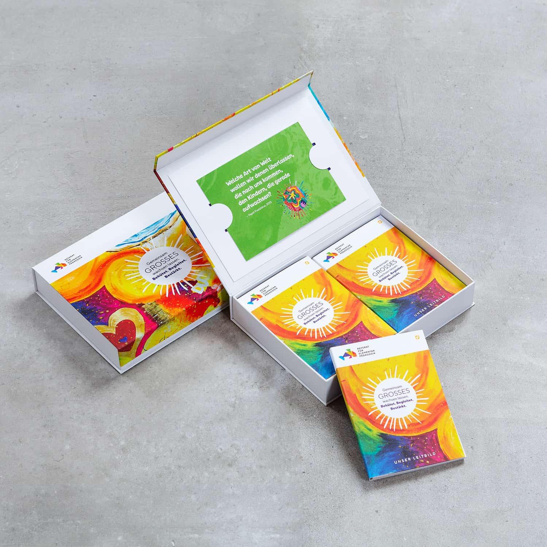 Individuelle Verpackungen von Bösmüller
