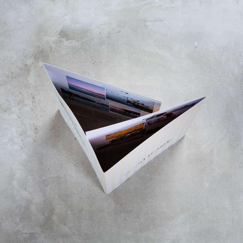 The SHORE - Broschüre von Bösmüller Druck