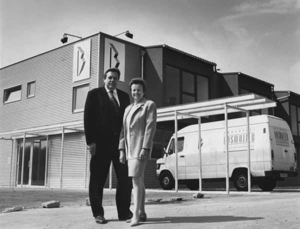 Franz & Hilda Bösmüller
