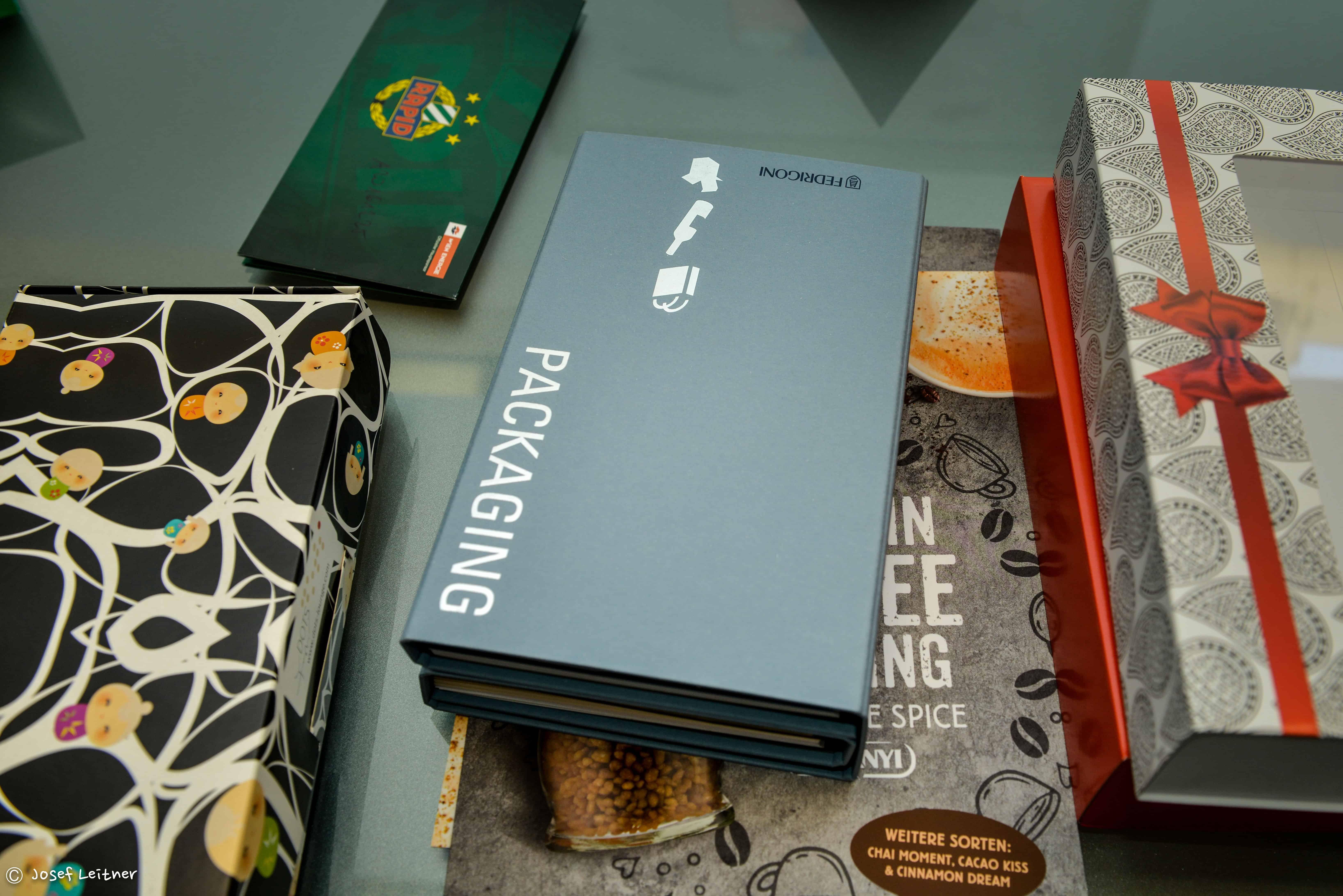 Verpackungsentwicklung und Verpackungsdesign als Kombination von Design, Grafik, Konstruktion und Druck