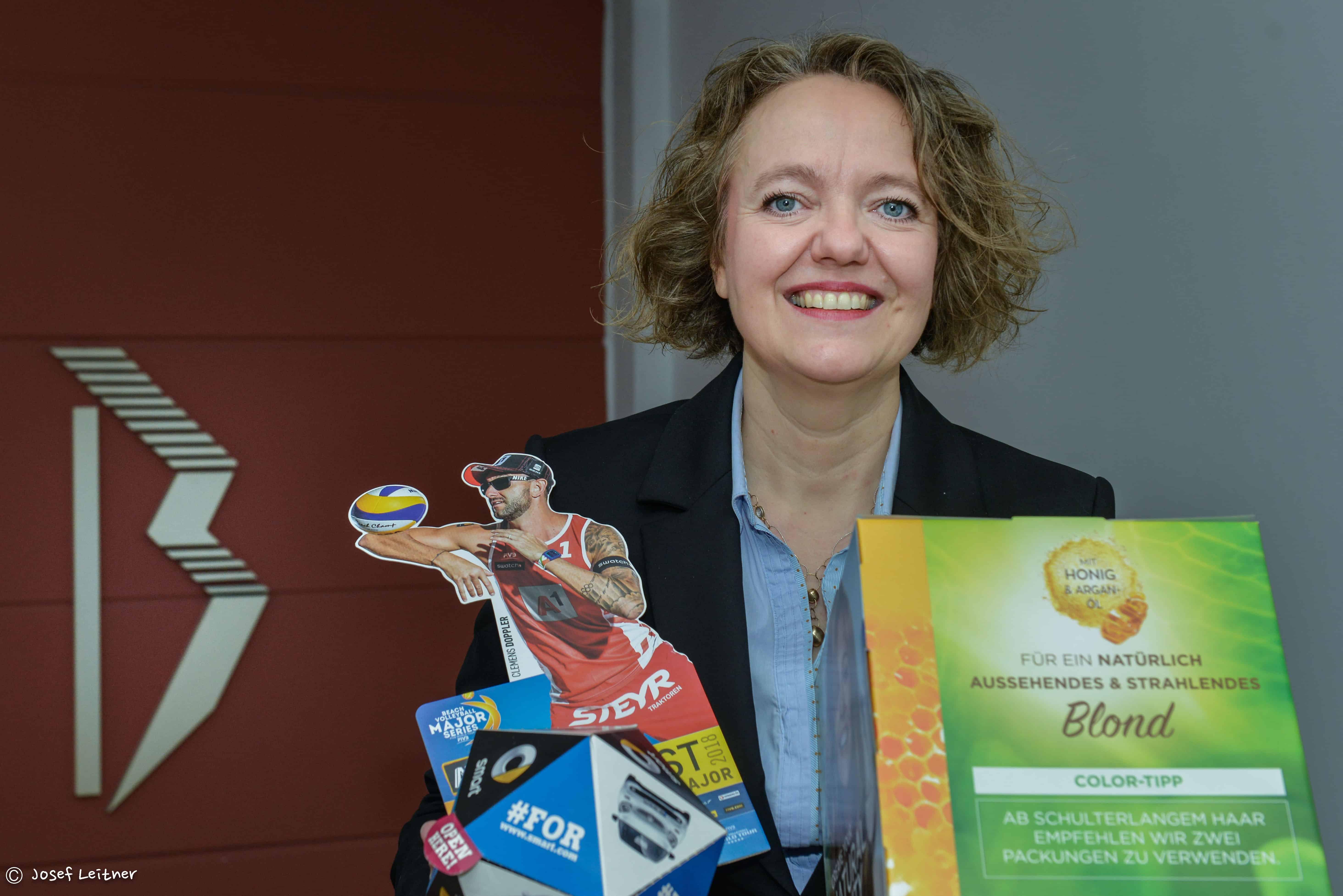 Ing. Doris Wallner-Bösmüller - die Verpackungsexpertin