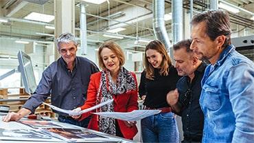Druckerei Wien Bösmüller - Kreative Ideen und Produktionskompetenz