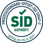 Prozesstandard Offset