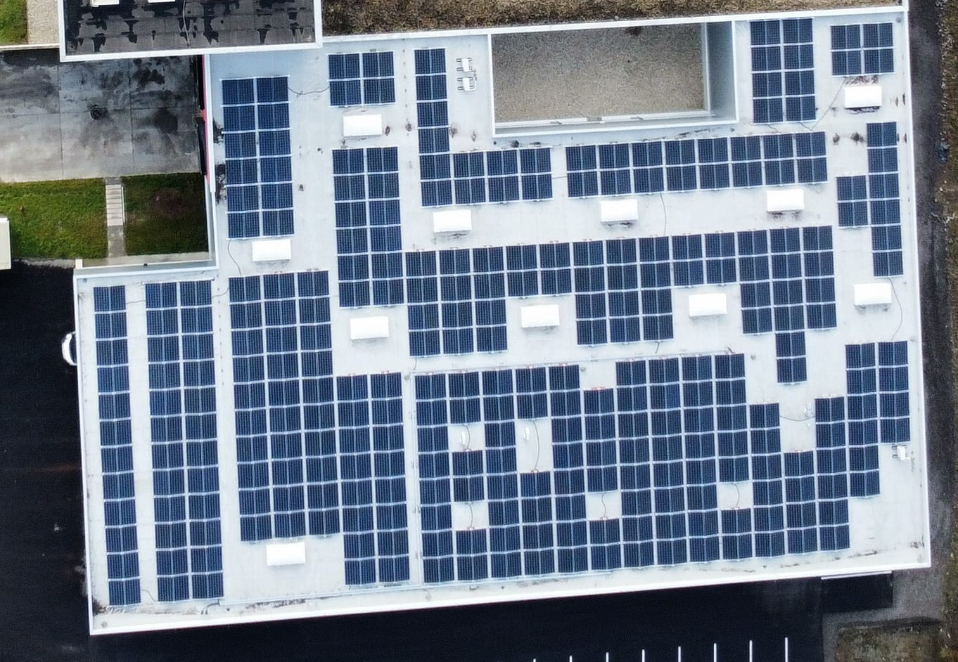 Photovoltaik Anlage - Bösmüller