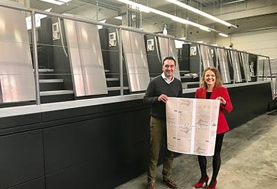 Bösmüller Print Management - immer vorn dabei
