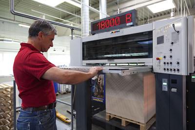 Lehre zum Drucktechniker