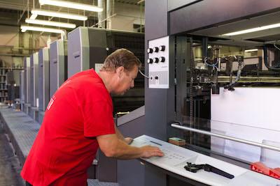 Lehre zum Drucktechniker - ein interessanter Beruf